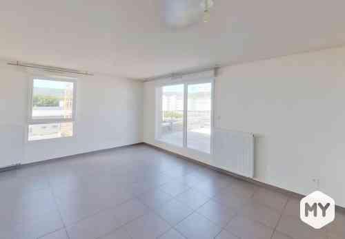 Appartement 3 pièces 59 m2 à louer Clermont-Ferrand 63000 Place du 1er mai, 670 €/mois
