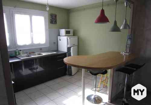 Appartement 3 pièces 62 m2 à louer Clermont-Ferrand 63000, 700 €/mois