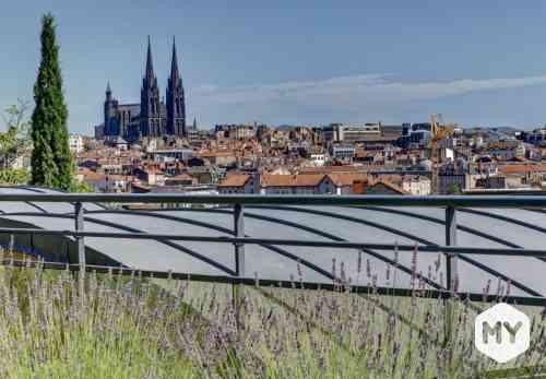 Appartement 3 pièces 85 m2 à vendre Clermont-Ferrand 63000 Montjuzet , 339 000 €