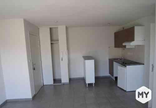 Appartement 2 pièces 38 m2 à louer Gerzat 63360, 444 €/mois