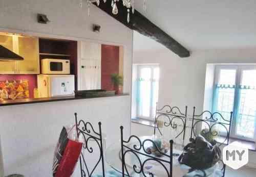Appartement 2 pièces 35 m2 à louer Clermont-Ferrand 63000, 375 €/mois