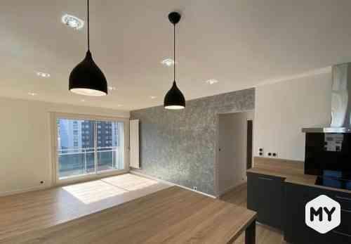 Appartement 4 pièces 80 m2 à louer Clermont-Ferrand 63000, 893 €/mois