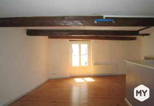 Appartement 2 pièces 59 m2 à louer Clermont-Ferrand 63000, 430 €/mois