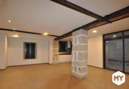 Appartement 4 pièces 124 m2 à louer chamalieres 63400, 1 140 €/mois