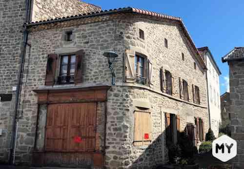 Maison 3 pièces 200 m2 à vendre Saint-Dier-d'Auvergne 63520, 75 000 €