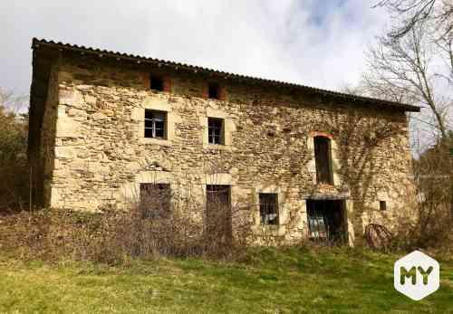 Maison 2 pièces 130 m2 à vendre Fayet-Ronaye 63630, 29 000 €