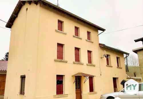 Maison 5 pièces 130 m2 à vendre VISCOMTAT 63250, 85 000 €