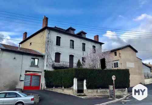 Maison 5 pièces 600 m2 à vendre La Monnerie-le-Montel 63650, 49 000 €