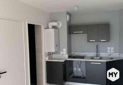Appartement 2 pièces 39 m2 à louer Clermont-Ferrand 63000, 564 €/mois