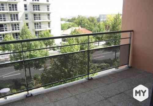 Appartement 2 pièces 40 m2 à louer Clermont-Ferrand 63000, 507 €/mois