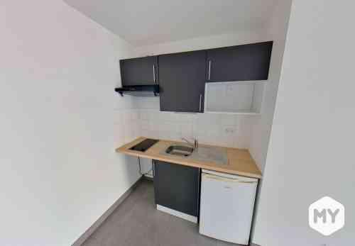 Appartement 2 pièces 40 m2 à louer Clermont-Ferrand 63000, 535 €/mois