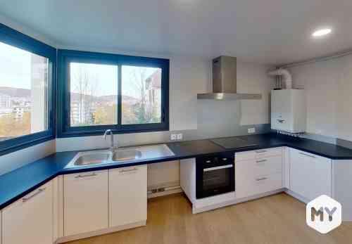 Appartement 4 pièces 70 m2 à louer chamalieres 63400, 839 €/mois