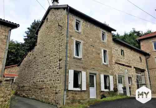 Maison 5 pièces 90 m2 à vendre Saint-Rémy-sur-Durolle PALLADUC, 45 000 €