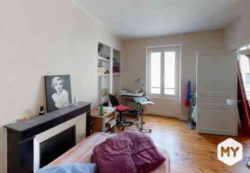 Appartement 3 pièces 45 m2 à vendre Clermont-Ferrand 63000 CARNOT, 88 600 €