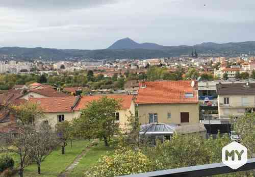 Appartement 3 pièces 63 m2 à louer Clermont-Ferrand 63000, 780 €/mois