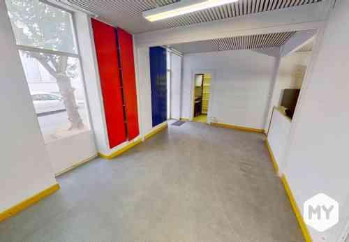Commercial 2 pièces 60 m2 à louer Clermont-ferrand 63000, 520 €/mois