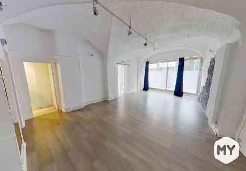 Commercial 2 pièces 70 m2 à louer Clermont-Ferrand 63000, 670 €/mois