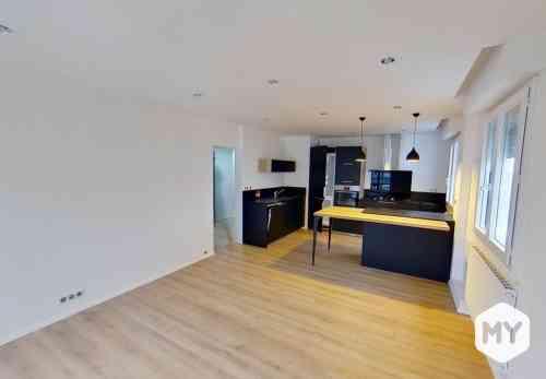 Appartement 4 pièces 80 m2 à louer Clermont-Ferrand 63000, 881 €/mois