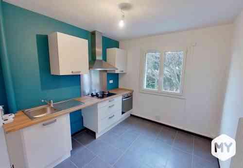 Appartement 2 pièces 54 m2 à louer Clermont-Ferrand 63000, 630 €/mois