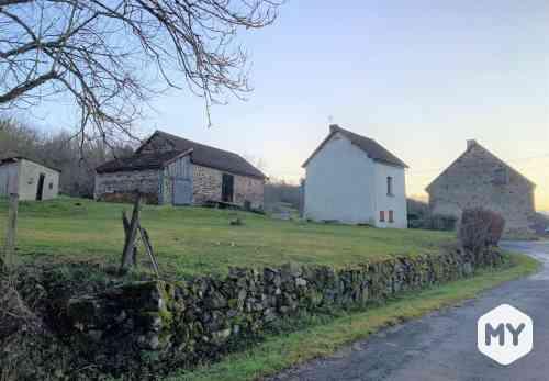 Maison 4 pièces 90 m2 à vendre Giat 63620, 69 000 €