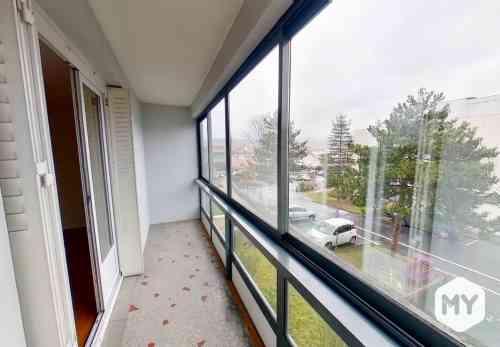 Appartement 4 pièces 70 m2 à louer Clermont-Ferrand 63000, 695 €/mois