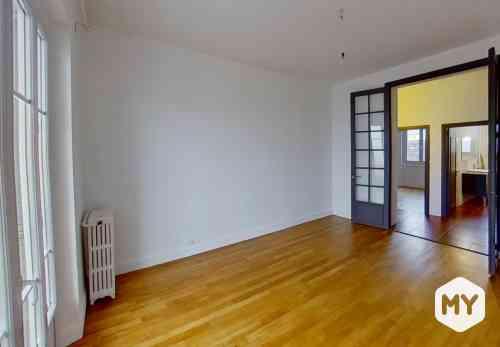 Appartement 4 pièces 77 m2 à louer Clermont-Ferrand 63000, 780 €/mois