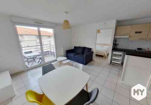 Appartement 2 pièces 40 m2 à louer Clermont-Ferrand 63000, 550 €/mois