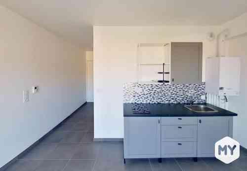 Appartement 1 pièce 28 m2 à louer Clermont-Ferrand 63000, 404 €/mois