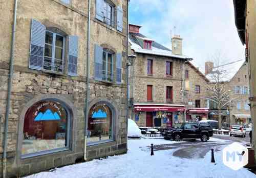 Commercial 80 m2 à vendre Besse-et-Saint-Anastaise 63610, 128 500 €