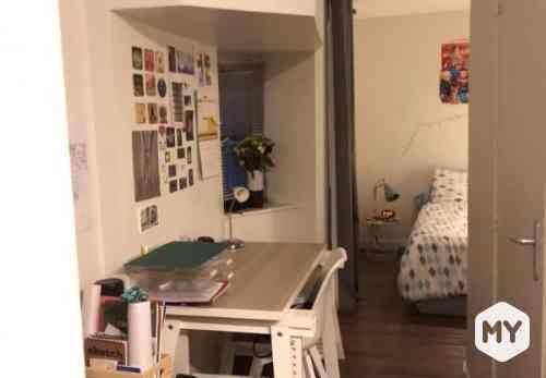 Appartement 2 pièces 30 m2 à louer Clermont-Ferrand 63000, 470 €/mois