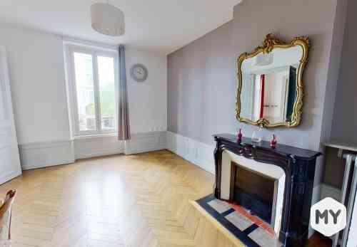 Appartement 5 pièces 130 m2 à louer Clermont-Ferrand 63000, 1 250 €/mois