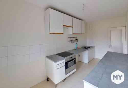 Appartement 3 pièces 80 m2 à louer Chamalieres 63400, 715 €/mois