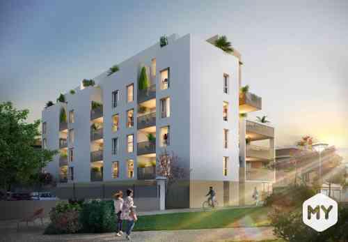 Appartement 4 pièces 85 m2 à vendre Clermont-Ferrand 63000, 293 000 €