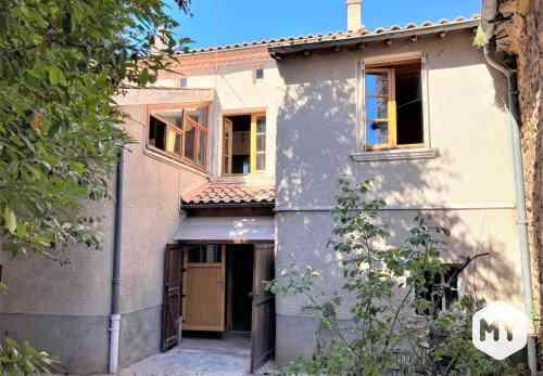 Maison 5 pièces 110 m2 à vendre Madriat 63340, 91 000 €