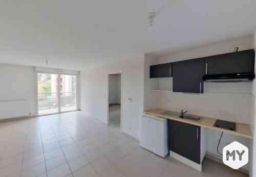 Appartement 2 pièces 40 m2 à louer Clermont-Ferrand 63000, 499 €/mois