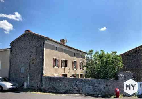 Maison 5 pièces 180 m2 à vendre Rentières 63420, 131 000 €