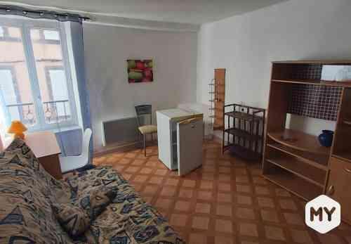 Appartement 2 pièces 34 m2 à louer Clermont-Ferrand 63000, 470 €/mois