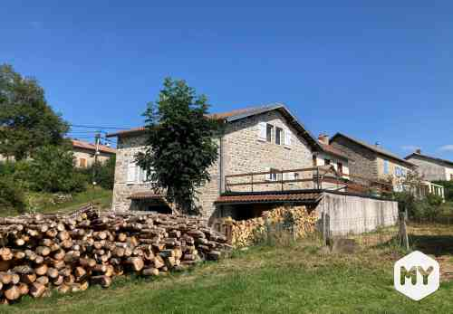 Maison 5 pièces 100 m2 à vendre SAINT-GERMAIN-L'HERM 63630, 49 900 €