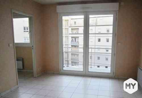 Appartement 2 pièces 36 m2 à louer Clermont-Ferrand 63000 Jaude, 530 €/mois