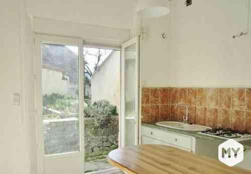 Appartement 2 pièces 42 m2 à louer Clermont-Ferrand 63000 1er mai, 460 €/mois