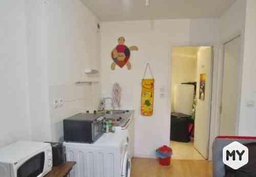 Appartement 2 pièces 27 m2 à louer Clermont-Ferrand 63000 Gaillard, 365 €/mois