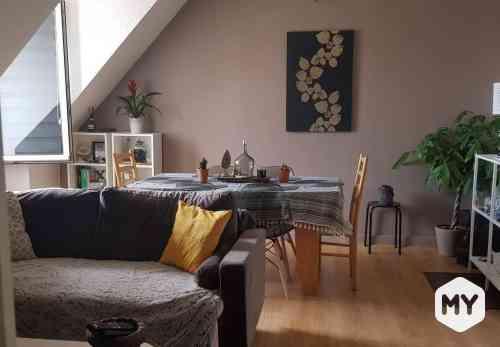 Appartement 2 pièces 50 m2 à louer Chamalières 63400, 520 €/mois