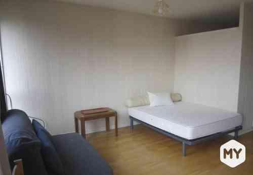 Appartement 1 pièce 35 m2 à louer Clermont-Ferrand 63000 La Gare, 395 €/mois