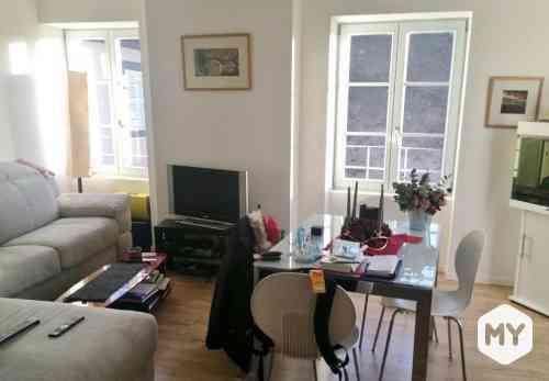 Appartement 2 pièces 42 m2 à louer Clermont-Ferrand 63000 Cathédrale, 480 €/mois