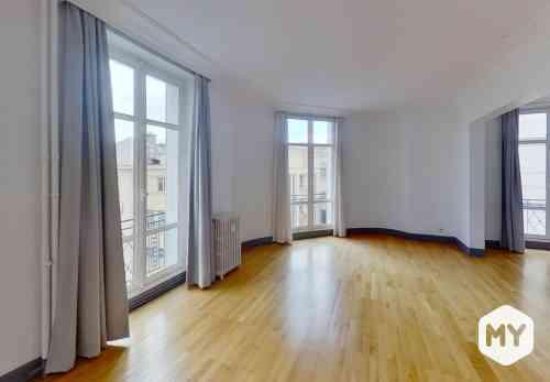 Appartement 3 pièces 120 m2 à louer Clermont-Ferrand 63000 Jaude, 1 200 €/mois