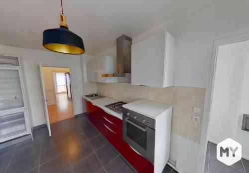 Appartement 3 pièces 70 m2 à louer Clermont-Ferrand 63000 Jaude, 732 €/mois