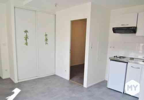 Appartement 2 pièces 27 m2 à louer Clermont-Ferrand 63000 Gaillard, 380 €/mois