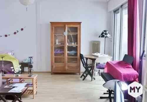 Appartement 1 pièce 40 m2 à louer Clermont-Ferrand 63000 Jaude, 600 €/mois