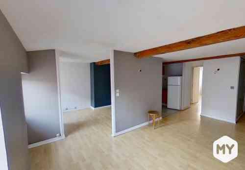 F2 de 55 m2 à louer Clermont-Ferrand, 500 €