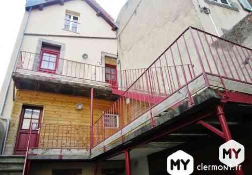 Investissement 5 pièces 170 m2 à vendre Clermont-Ferrand 63000 La Gare, 285 000 €